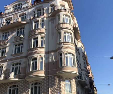Flat for rent  - Prague 5 - Andel