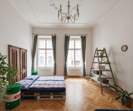 Rooms for rent  - Praha 1 - Nové Město, 3+1