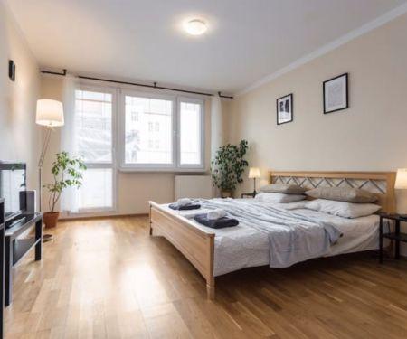 Bérelhető lakások - Prága 7 - Holesovice