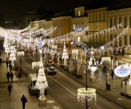 Byt k pronájmu - Varšava, 2+1