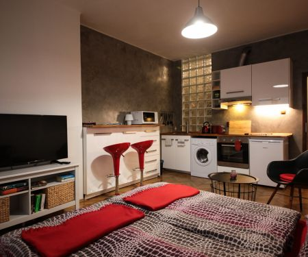 Аренда квартиры - Прага 8 - Karlin