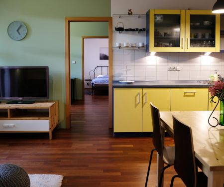 Flat for rent  - Prague 9 - Vysocany