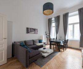 Byt k pronájmu - Vídeň-Leopoldstadt, 3+kk