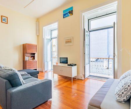 Mieszkanie do wynajęcia - Lizbona