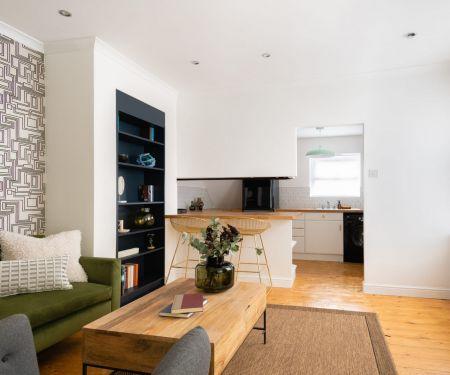 Flat for rent  - Londýn, 2+kk