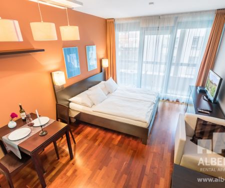 Flat for rent  - Praha 1 - Nové Město, 1+kk