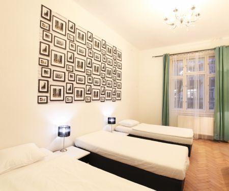Wohnung zu vermieten - Prag 2 - Nove Mesto