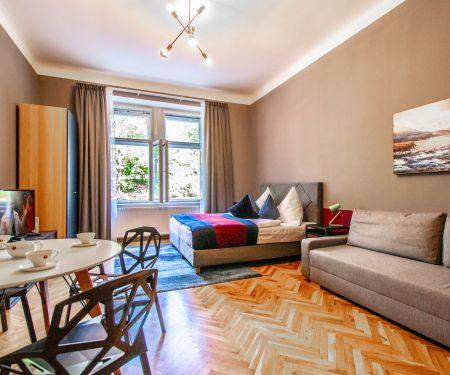 Flat for rent  - Prague 1 - Vinohrady