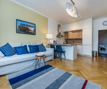 Flat for rent  - Praha 3 - Žižkov, 2+kk