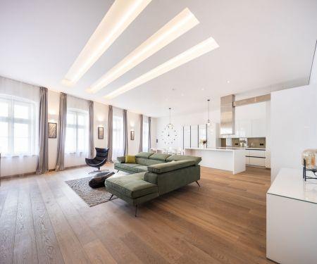 Wohnung zu vermieten - Prag 1