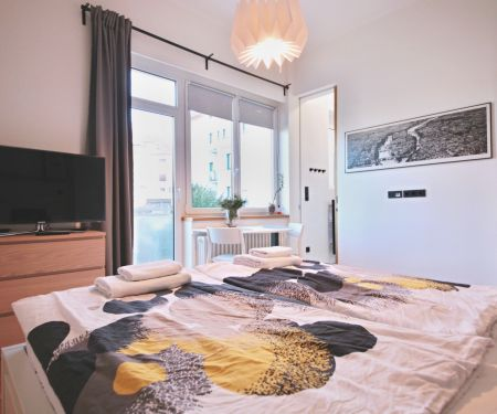 Wohnung zu vermieten - Prag 4 - Podoli