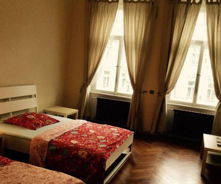 Rooms for rent  - Prague 2 - Nove Mesto