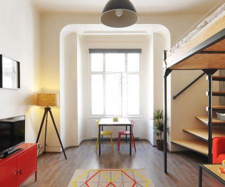 Wohnung zu vermieten - Brünn-Stred - Brno-mesto