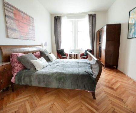 Flat for rent  - Praha 7 - Holešovice, 2+kk