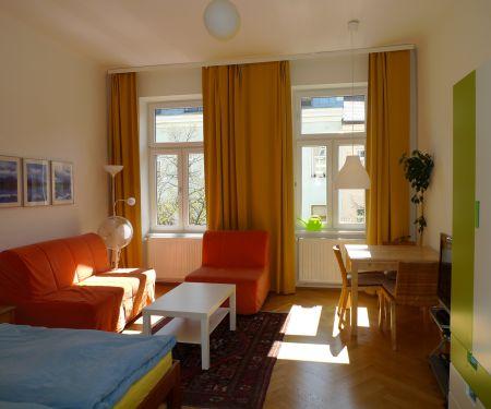 Byt k pronájmu - Vídeň-Leopoldstadt, 1+1