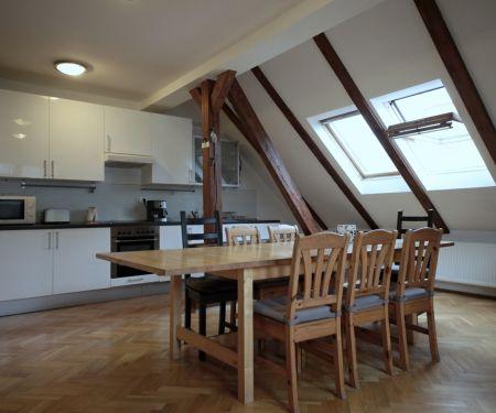 Flat for rent  - Prague 6 - Bubenec
