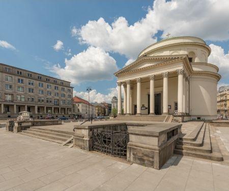 Byt k pronájmu - Varšava-Śródmieście, 2+kk