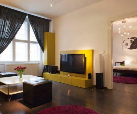 Mieszkanie do wynajęcia - Praga 3 - Vinohrady