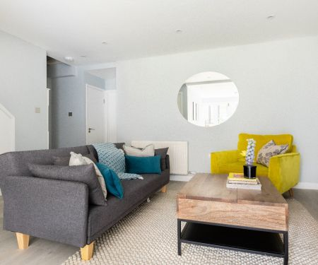 Flat for rent  - Londýn, 2+1