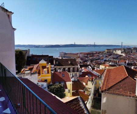 Pokoj k pronájmu - Lisabon, 1+kk