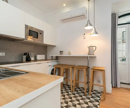 Flat for rent  - Lisabon, 1+1