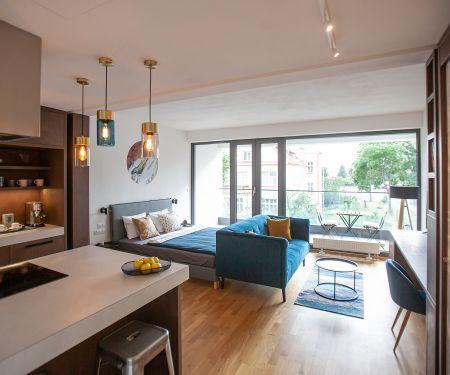 Flat for rent  - Brno-Sever, 1+kk