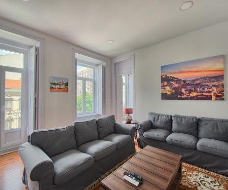 Flat for rent  - Lisabon, 6+kk a väčší