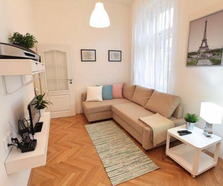 Flat for rent  - Prague 5 - Andel
