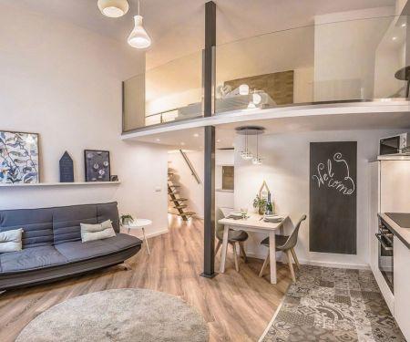Flat for rent  - Budapešť, 1+1