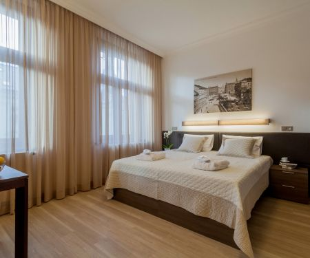 Flat for rent  - Prague 2 - Vinohrady