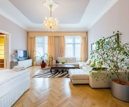 Byt k pronájmu - Praha 1 - Nové Město, 2+1