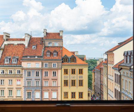 Byt k pronájmu - Varšava, 3+kk