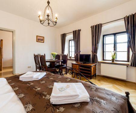 Wohnung zu vermieten - Český Krumlov