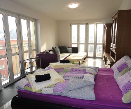 Mieszkanie do wynajęcia - Brno-Stred - Veveri