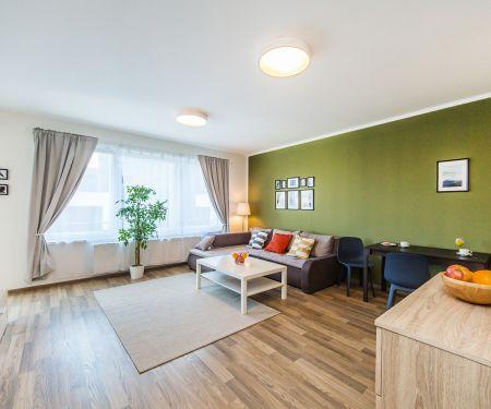 Аренда квартиры - Прага 10 - Zabehlice