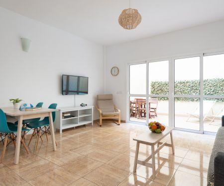 Wohnung zu vermieten - El Cotillo