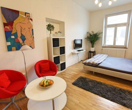 Wohnung zu vermieten - Prag 10