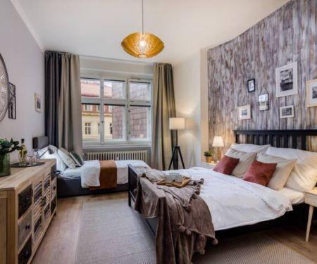 Rooms for rent  - Prague 5 - Smichov