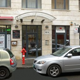 Budapest City Apartment