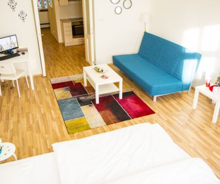 Mieszkanie do wynajęcia - Praga 5 - Andel