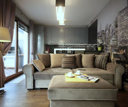 Flat for rent  - Prague 5 - Smichov
