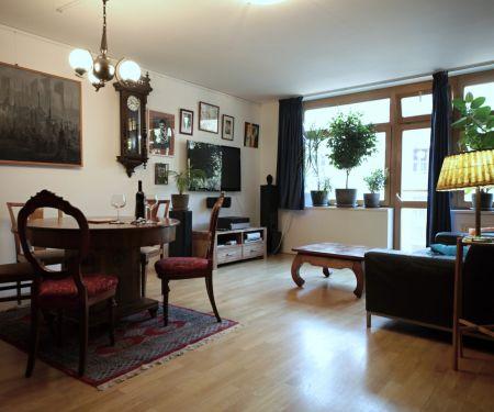 Mieszkanie do wynajęcia - Praga 5 - Smichov