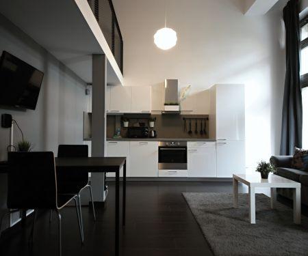 Wohnung zu vermieten - Prag 8 - Karlin