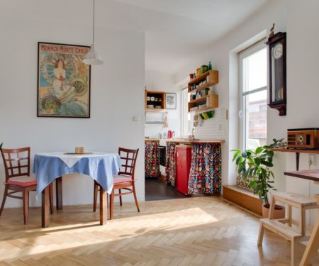 Flat for rent  - Praha 6 - Břevnov, 2+kk