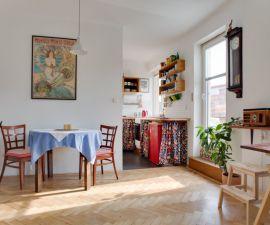 Byt k pronájmu - Praha 6 - Břevnov, 2+kk
