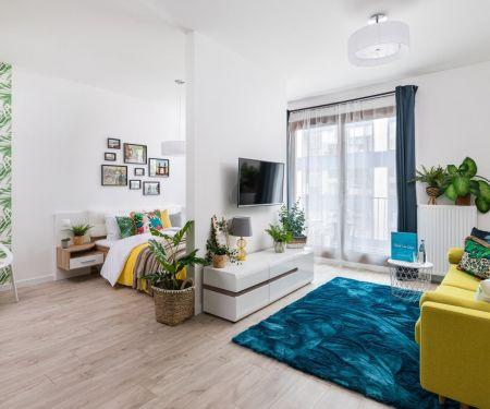 Flat for rent  - Varšava, 1+kk