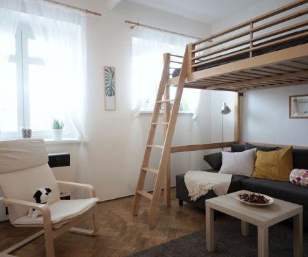 Аренда квартиры - Прага 4 - Nusle