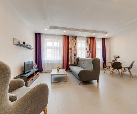 Mieszkanie do wynajęcia - Praga 4 - Nusle