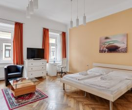 Byt k pronájmu - Vídeň-Leopoldstadt, 2+kk