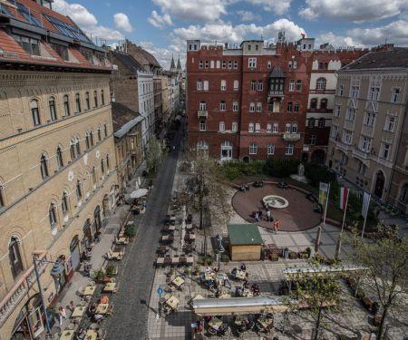 Byt k pronájmu - Budapešť, 1+1